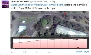 Tweet Max Tores Profil